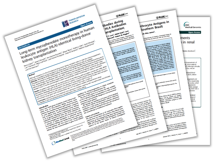 Four Key White Papers in Kidney Transplantation